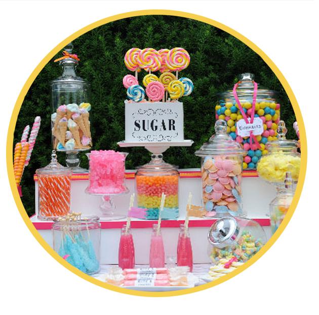 Candy Bar Кэнди Бар и Шоколадный фонтан
