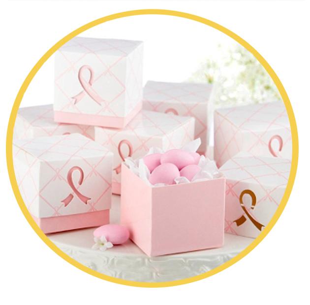 Бонбоньерки и подарки для гостей
