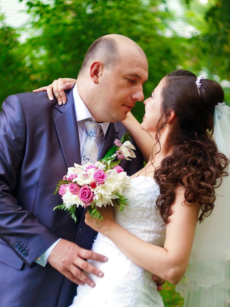 Свадьба Александра и Оли