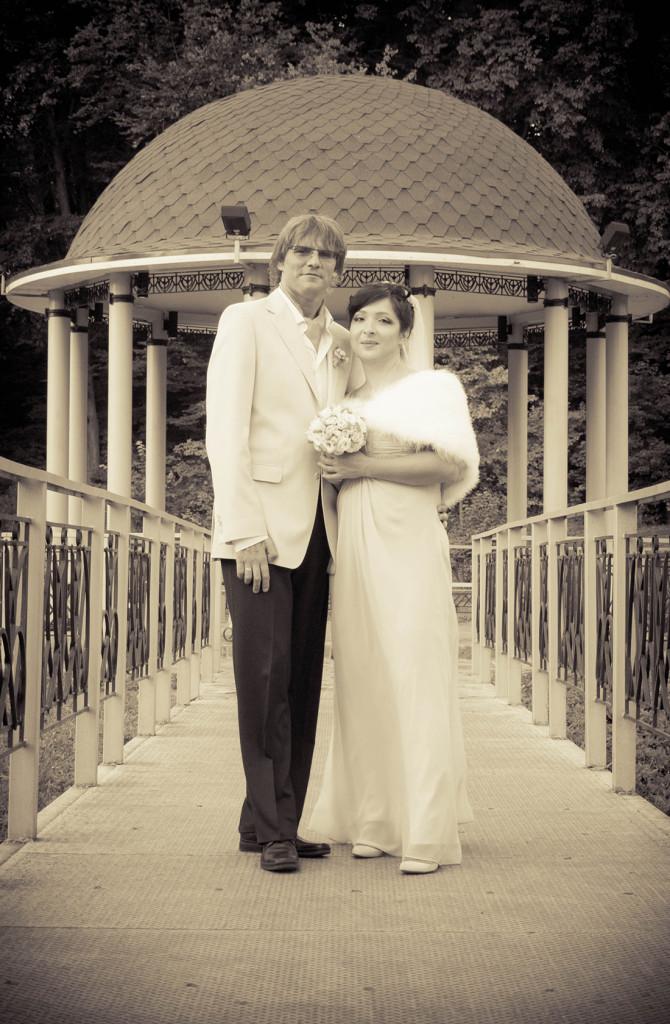 Свадьба Алины и Вячеслава