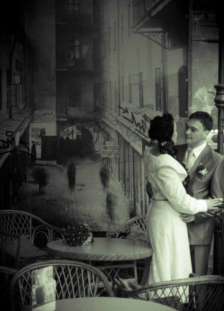 Свадьба Евгении и Марии